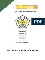 Pengukuran, Analisis & Perbaikan (Laporan)