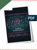 001. The First Lie [A Primeira Mentira].pdf