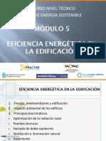 Eficiencia Energetica en Edificaciones