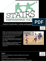 1.STAIRS India Over View Ppt .Sat. 26.05.2016 (2)