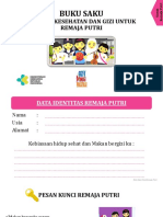 Buku Saku REMAJA - Edit Way Kanan