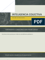 Inteligencia Colectiva - IA