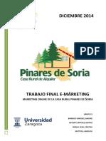 Grupo 13 - Casa Rural Pinares de Soria