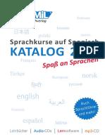Spanisch-Katalog ASSiMiL 2017