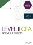 Sample Level 2 Wiley Formula Sheets.pdf