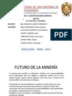Diseño y Construcciones Mineras