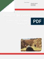 Manual de Hidrología, Hidráulica y Drenaje