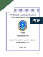 Texto de Microeconomia I