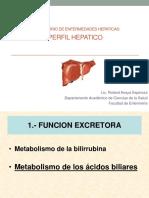 Laboratorio Enfermedades Hepaticas 2016