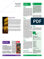 Tirana Instant Guide
