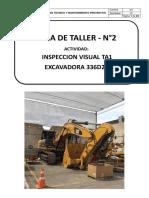 Informe AT1 Excavadora.