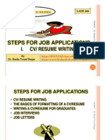 Stepsforjobapplicationsbydr Shadiayousefbanjar