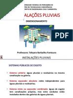 Aula 1 - Instalações Pluviais.pdf