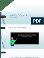 Metologias Rup