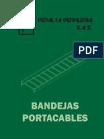 Peralta Perfileria Bandejas Portacables