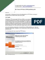Isaserver FTPS