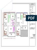 Floor plan for new home