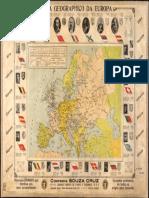 Mapa geográfico