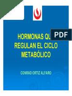 Semana 4B - Regulacion Hormonal de Carbohidratos