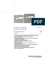 A6V10430376_Data Sheet for Product_Fire Control Panel Series FC120_en