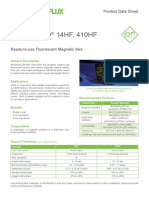 Magnaglo 14HF, 410HF Product Data Sheet - Sep16