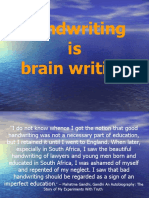 Handwriting Analysis for Recruitment Ppt Rev 1