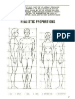 Realistic Proportions