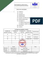 Procedimiento - Instalacion de Equipos de Sondaje