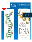 Semana 5- ADN y Replicacion