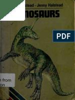 (Blandford Colour Series) L.B. Halstead_ Jenny Halstead-Dinosaurs-Blandford Press (1981)