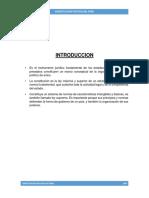 Trabajo Teorico de La Constitucion Politica Del Peru