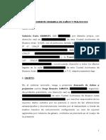 Demanda Jorge Lanatta