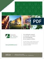 Propuesta Sociales - Quinta El Tata