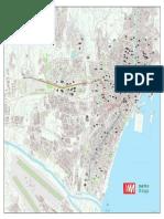 Plano General metro málaga