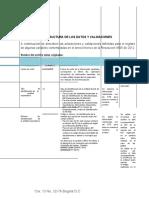 Explicaciones Anexo Tecnico de La Resolucion 4505 de 2012