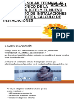 CAPITULO 5 codigo de edificacion para instalacion de ACS diapositivas