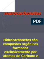 Hidrocarbonetos nomenclatura