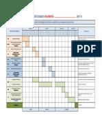 Cronograma 2017-II Para Presentar Al Estudiante