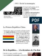 Revolución de 1911