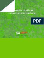 Alterações Climáticas e Desenvolvimento Urbano - MARIA JOÃO ALCOFORADO