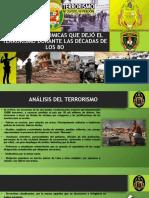 Pérdidas Humanas y económicas del terrorismo.pptx