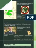 Pueblo Indigena – Emberá Katío