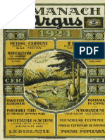 Almanach Argus 1924