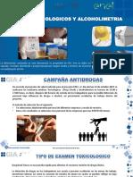 Examen Toxicologico GIA