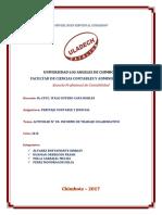 Actividad 05 Informe de Trabajo Colaborativo Grupal
