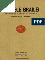 Analele Brailei, An 03, Nr. 03-04, Iulie-Decembrie 1931