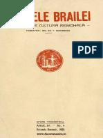 Analele Brailei, An 04, Nr. 04, Octombrie-Decembrie 1932