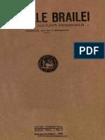 Analele Brailei, An 08, Nr. 01, Ianuarie-martie 1936