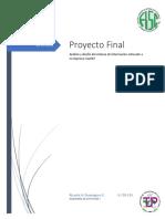 Análisis y Diseño Del Sistema de Información. Ingenieria de Software I UTP Azuero