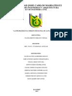 Grupo III-la Problemática Urbano Regional de La Planificacion1